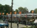 rassemblement électoral en Inde