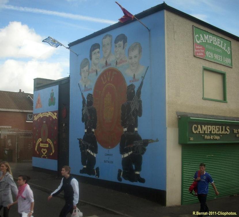 murals irlande du nord 28 images la bataille de la
