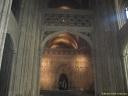 jubé de la cathédrale de Canterbury