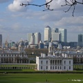 Tradition et modernité : Greenwich et Canary Wharf