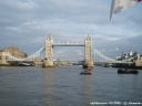 Londres : Le Tower Bridge