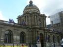 Palais du Luxembourg, façade rue de Vaugirard