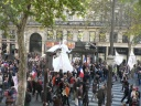 Manifestation à Paris