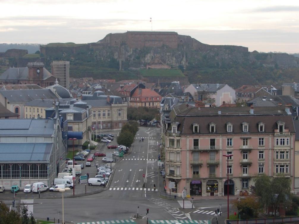 Citadelle de belfort clio photo for Piscine belfort