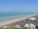 La plage de Dieppe