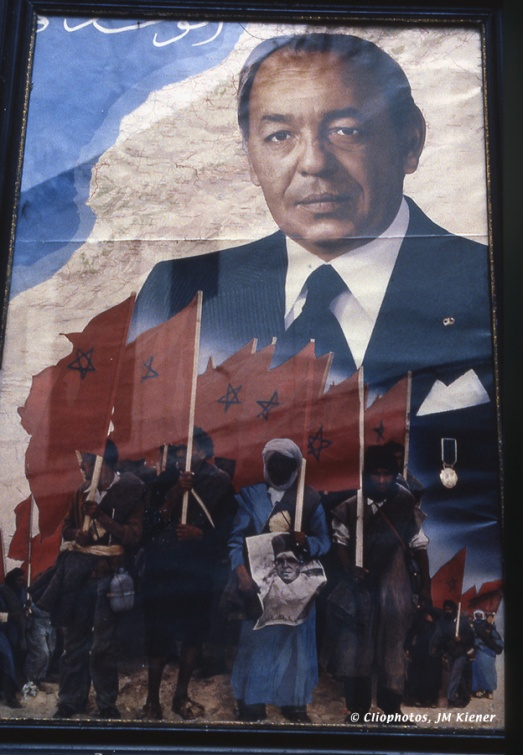 King Of Cars >> Hassan II et la Marche verte | Clio-Photo