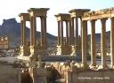 Palmyre : le tétrapyle