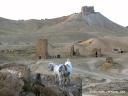 Palmyre : vallée des tombeaux