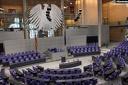 Hémicycle du Bundestag