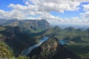 Blood river canyon (Afrique du Sud)