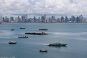 Panama City - Skyline - 2020