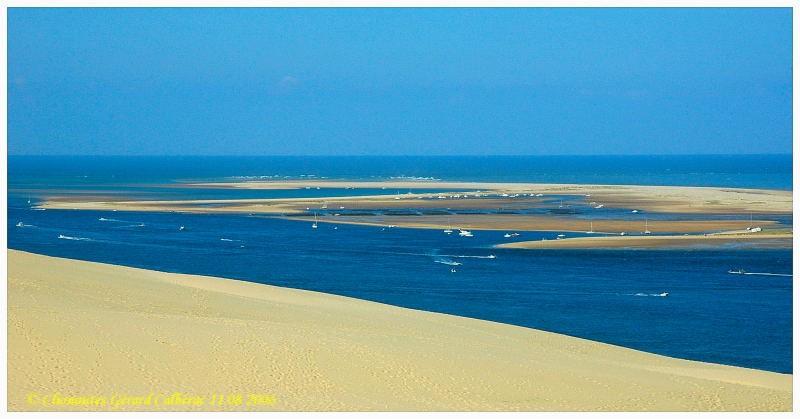 La dune du pyla au pr sent - Restaurant dune du pyla ...