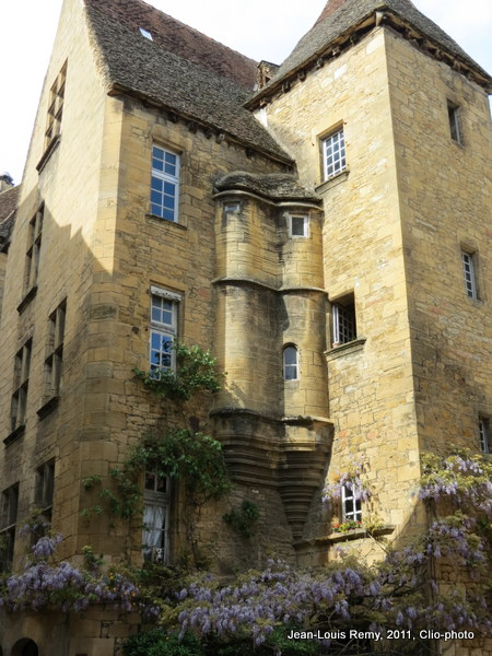 Sarlat Hotel De Vassal Clio Photo