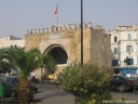 Porte de France, Tunis