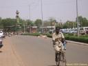 Une rue de Ouagadougou