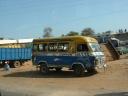 transport en commun à Dakar
