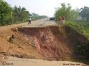 Route menacée en Amazonie