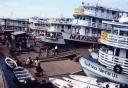 Le port de passagers de Manaus