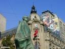 Statue de Salvador Allende