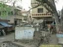 habitat précaire à Jaîpur en Inde