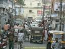 rue de Jaïpur en Inde