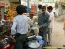 Vendeur de lait