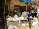 Vendeurs de gâteaux d'offrandes