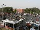 La circulation dans Jaipur