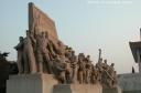 Place Tien-Anmen – Mémorial de l'armée de libération.