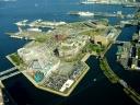 Yokohama terre-plein