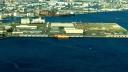 Yokohama terre-plein industrialo-portuaire