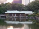 jardin hama-rikyu