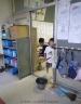 Ménage à l'école