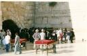 détail du mur des Lamentations