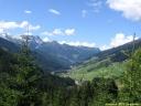 vallée des Alpes