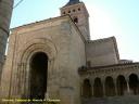 Ségovie, église San Martin