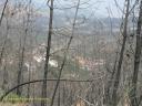 Malhada do Rei un an après le feu