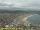 Nazaré : la plage