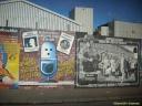 Murals Divis Street Belfast