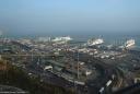 Le port de Douvres