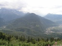 Vers Chamonix
