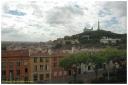 La colline de Fourvière à Lyon