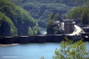 Le barrage de Génissiat (Ain)