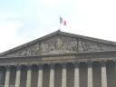 fronton du Palais Bourbon