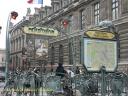 métro de paris : édicule Guimard