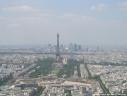Tour Eiffel et Défense