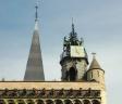 Le jacquemart de l'église Notre-Dame de Dijon
