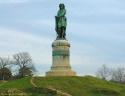 La statue de Vercingetorix