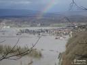 Inondation près de Besançon