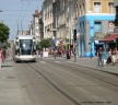Nancy : tram rue St Jean